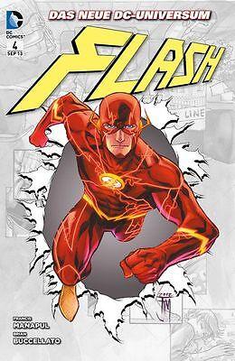 Flash 4 - deutsch - Panini - NEUWARE
