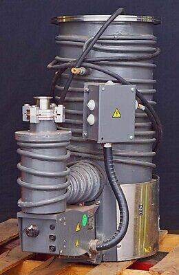 Edwards Ht10 220v 5100w 3ph Industrial Ht High Throughput Diffusion Vacuum Pump