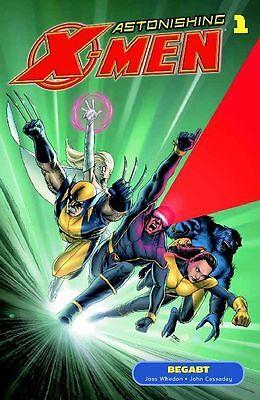 ASTONISHING X-MEN PAPERBACK (deutsch) # 1 - BEGABT - PANINI COMICS 2006 - TOP