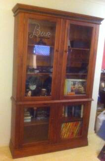 Wall Unit Bookcase Bookshelves Display Cabinet AS NEW Keysborough Greater Dandenong Preview