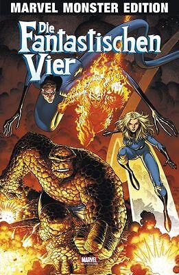 Marvel Monster Edition 29: Die fantastischen Vier - deutsch - Panini - NEU