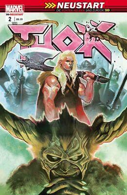 Thor 2 - Gefallene Götter * 2019 - Panini - Comic - deutsch - Neuware