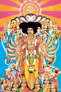 JIMI-HENDRIX-POSTER-AXIS-BOLD-AS-LOVE-LICENSED-BRAND-NEW-61-cm-X-91-5cm