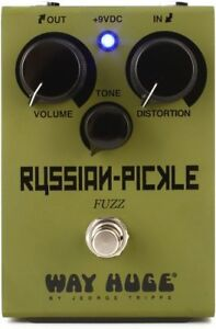 Way Huge Russian Pickle Big-Muff Style Fuzz - OPEN TO TRADES