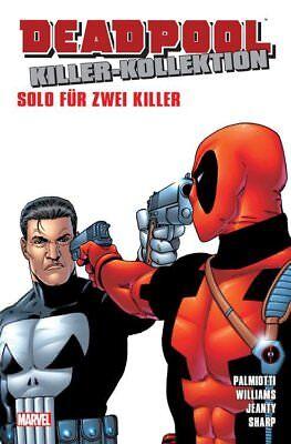 DEADPOOL KILLER-KOLLEKTION 12  Panini Comics