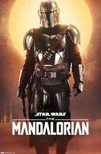 THE MANDALORIAN POSTER - 22x34 - STAR WARS TV 18465