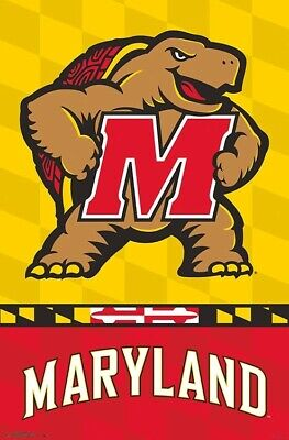 NEW University of MARYLAND TERRAPINS Terps Official NCAA Sports Team Logo POSTER](University Of Maryland Logo)