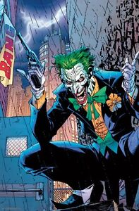 JOKER - BANG COMIC POSTER - 22x34 - DC COMICS BATMAN 15416