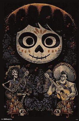 Coco - Calaveras - Cartel de Película - 22x34-15184