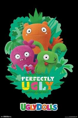 ONE SHEET UGLY DOLLS MOVIE POSTER 22x34-17391