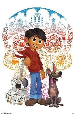 Coco - Dúo Cartel de Película - 22x34-15186