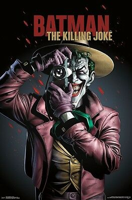 BATMAN - THE KILLING JOKE - JOKER POSTER - 22x34 - 14971 - Batman Poster