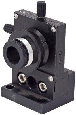 Newport M-lp-05a-xyz Lab Optical 3-axis 12 Precision Lens Positioner