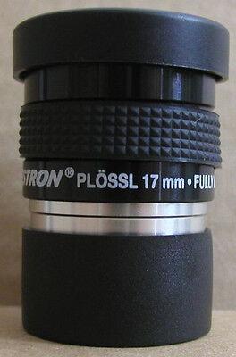 NEW 17mm Celestron Plossl telescope eyepiece
