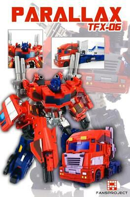 Transformers FansProject TFX-06 Upgrade Kit for Classic Optimus Prime USA Seller