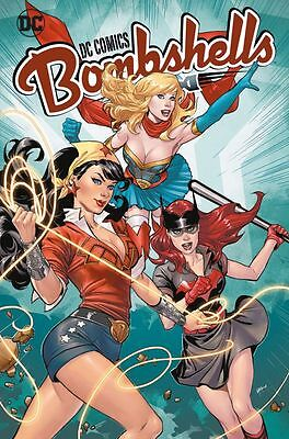 DC BOMBSHELLS #1 deutsch VARIANT-COVER lim.222 Ex. COMIC ACTION 2016 Lupacchino