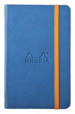 Rhodia Rhodiarama Sapphire - Blank Notebook - R118628