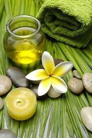 Treat Body&Mind: Swedish Massage £27/60 min; Deep Tissue £38/60 min; Aromatherapy Massage £54/90min