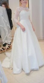 Stephanie Allin Designer Wedding Dress