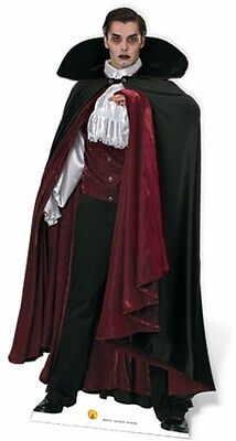 VAMPIRE / DRACULA - LIFESIZE CARDBOARD CUTOUT STANDEE Great for HALLOWEEN - Cutouts For Halloween