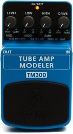 Behringer Tube Amp Moddler