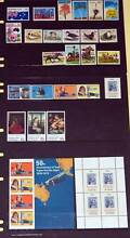 1978 Australian Decimal MINT stamps (24 stamps) plus 2 mini sheet Hillvue Tamworth City Preview
