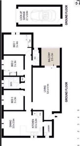 LARGE 3 BEDROOM APARTMENT 4 SALE ( HURSTVILLE) Hurstville Hurstville Area Preview