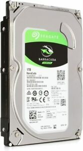 Seagate Barracuda 1TB/1000GB 7200RPM Barely Used