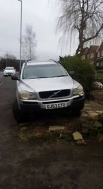 VOLVO XC 90 DIESEL 2.4 AUTOMATIC