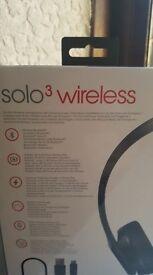 Dre beats wireless solo 3