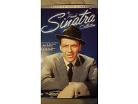 Frank Sinatra exclusive DVD and book