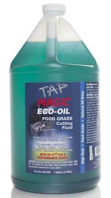 2 X 1-gal. Tap Magic Eco-oil Biodegradable Fluid-for Drillingtappingmilling