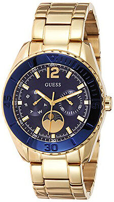 GUESS Women's MOONSTRUCK Chronograph Stainless Steel Watches W0565L4