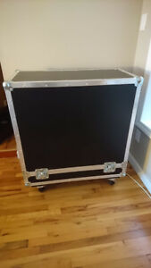 Amplifier Gig/Flight Case to fit 4 x 12 Cab Marshall / All Makes
