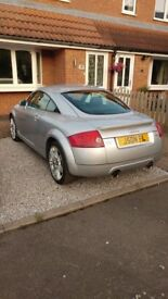 Audi TT 1.8T Sline turbo quattro swaps welcome