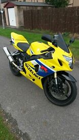 gsxr lmmaculate limited edition for sale or swap
