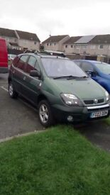 Renault scenic rx4 1.9 dci