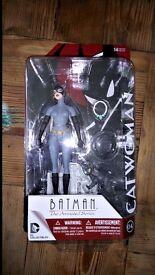 BATMAN ANIMATED SERIES FIGURES: CATWOMAN