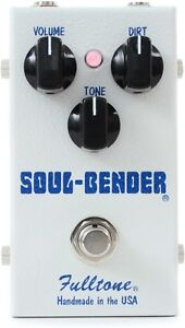 My Soul Bender for your Fuzz Face Mini