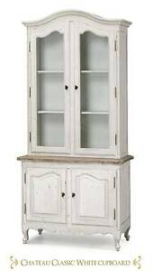 French Provincial Vintage Furniture DisplayCupboard Cabinet White Dandenong South Greater Dandenong Preview