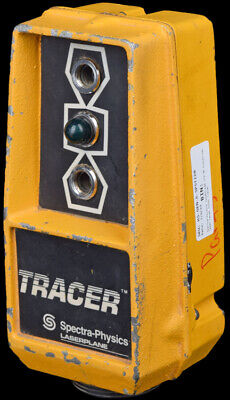 Spectra-physics Laserplane St2-20 Industrial Laser Level Sonic Tracer