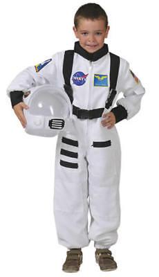 Astronaut Overall weiss Kinder Karneval Fasching Kostüm - Astronaut Kostüm