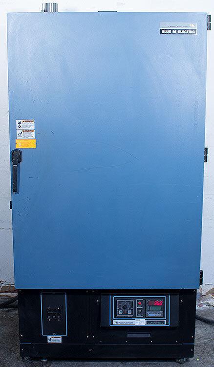 Blue-m Cc-13w-p-e-hp 13 Cu. Ft. 350°c Mechanical Convection Oven