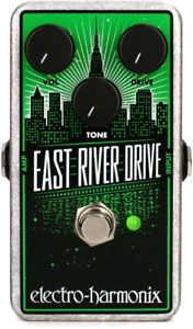 EHX East river drive - overdrive guitar pedal