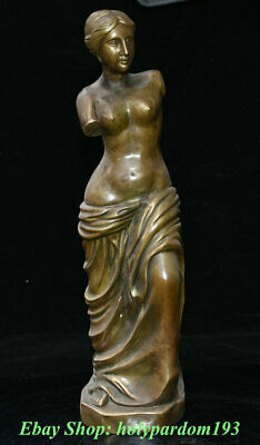 Venus God Of (Western art deco bronze women girl Roman mythology Venus god of Love)