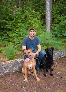 Dog Walking in the Squamish Area (Visits, Housesitting also)