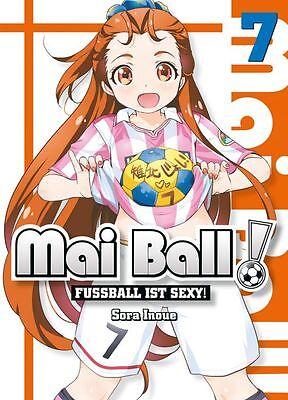 Mai Ball - Fussball ist sexy! 7 - Deutsch - Planet Manga - Panini - NEUWARE -