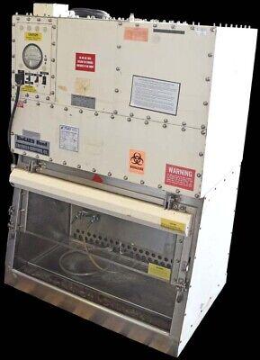 Baker Biogard B-315 Lab Exhaust Fume Hood Biological Safety Biosafety Cabinet