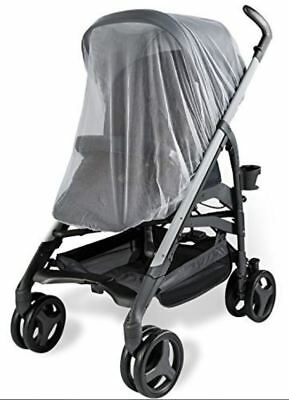 MAXI-COSI Adorra Baby Stroller Mosquito Insect Net Mesh White Shield Cover NEW