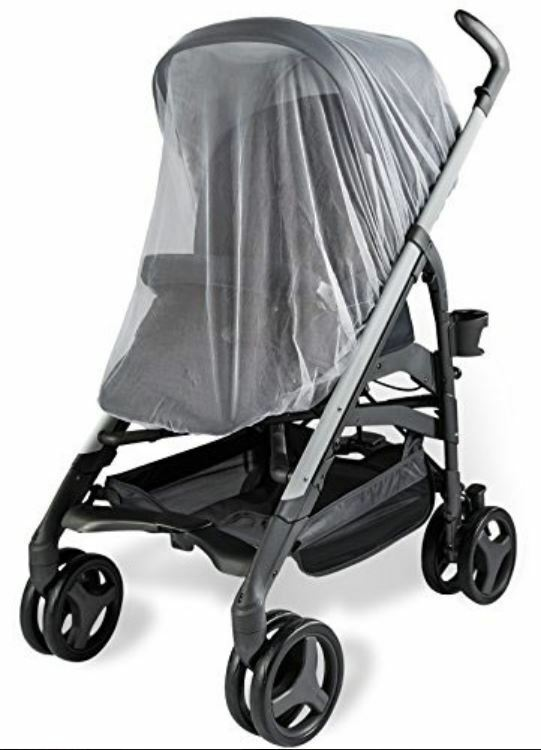 chicco c6 lightweight baby stroller mosquito insect
